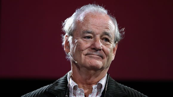 Bill Murray portrayed 'The Bannon Cannon' on this weekend's