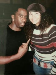 """Sean (P. Diddy) Combs signed Sara Stokes and Da Band to his Bad Boy Records and helped them produce an album, """"Too Hot for T.V."""""""