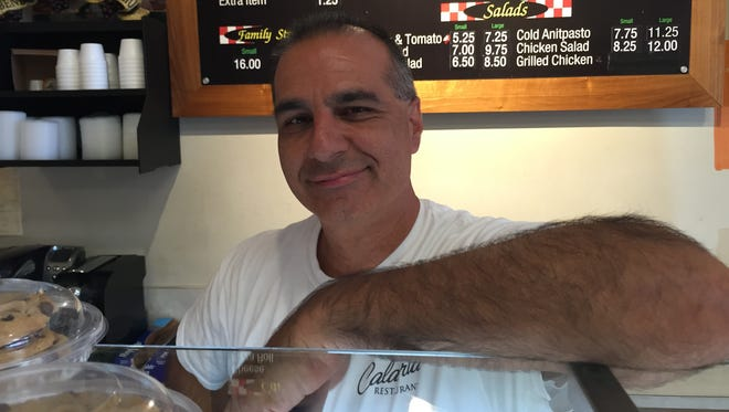 Anthony Ripani owns Calabria Restaurant in the Town Plaza II shopping center in Orangeburg. He said he starts his inexperienced workers, typically dishwashers, at the $8.75 minimum wage and gradually increases their pay and responsibilities.