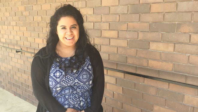 Thalia Anguiano was elected the first Latina student body president at Drake University.