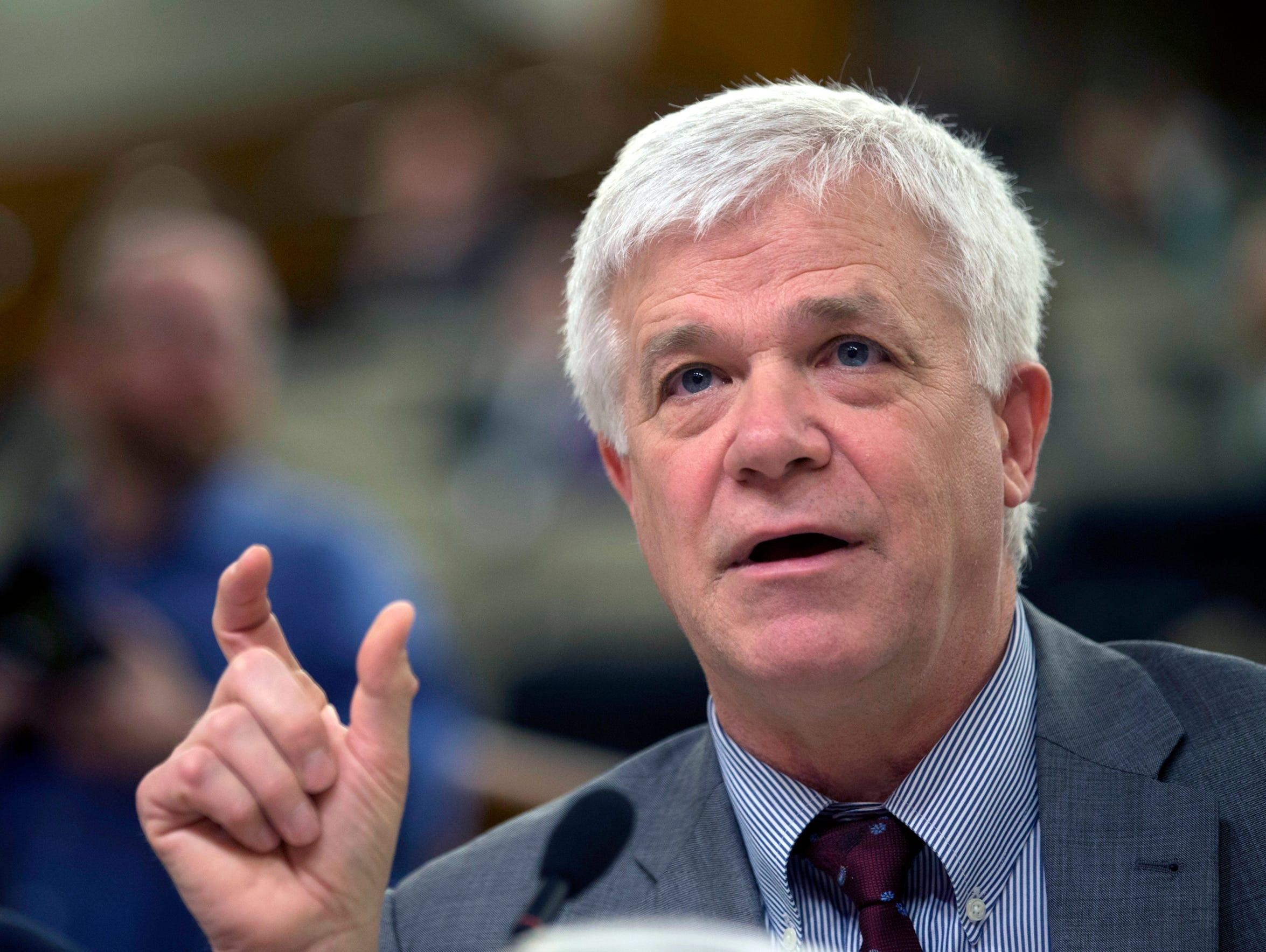 Former DEC commissioner Joseph Martens says the New