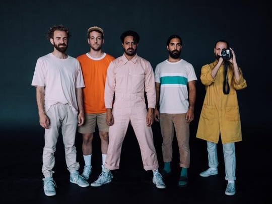 Young the Giant will headline the Cayuga Sound Festival