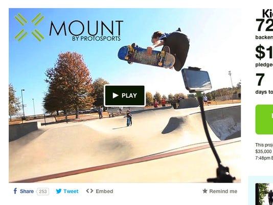 X-Mount on Kickstarter