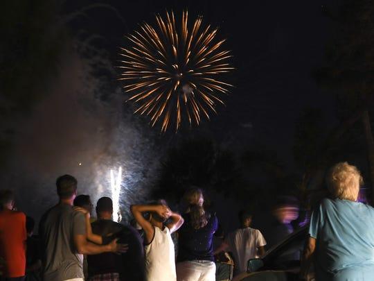 Celebrate July 4th in Viera.