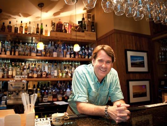 Robert Rankin, owner of Snowbird Lodge
