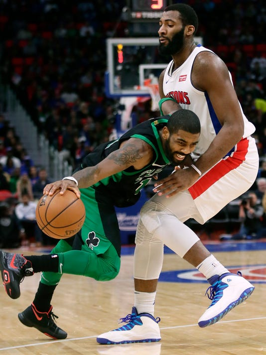 Kyrie Irving, Andre Drummond
