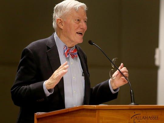 Sandy D'Alemberte served as FSU president from 1994 to 2003.