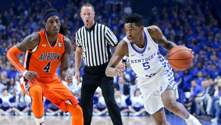 No. 5 UK at Miss State: Storylines, game info