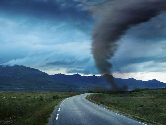 On April 9, 1926, a tornado ripped through a 20-foot