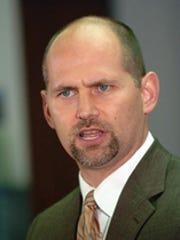 Pottawattamie County Attorney Matt Wilber.