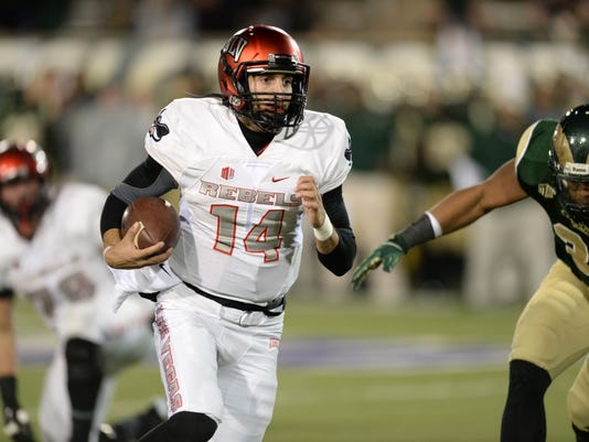 NCAA Football: UNLV at Colorado State