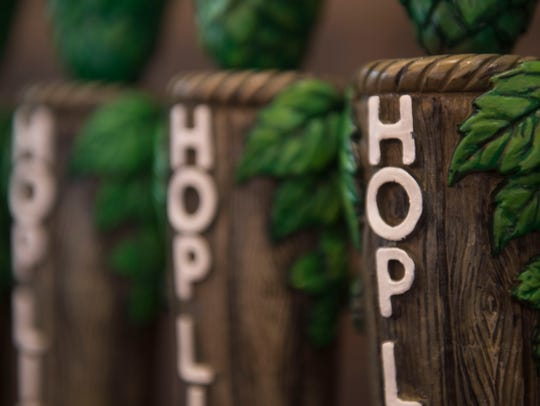Hop Life Brewing Company is owned by St. Lucie County Fire District veterans Rob Tearle and Jim Kelly, along with Jeff Blitman, and offers lagers, ales, IPAs, pilsners, porters and more. It's hosting and Anti-Valentine's Day Party at 6 p.m. Wednesday.