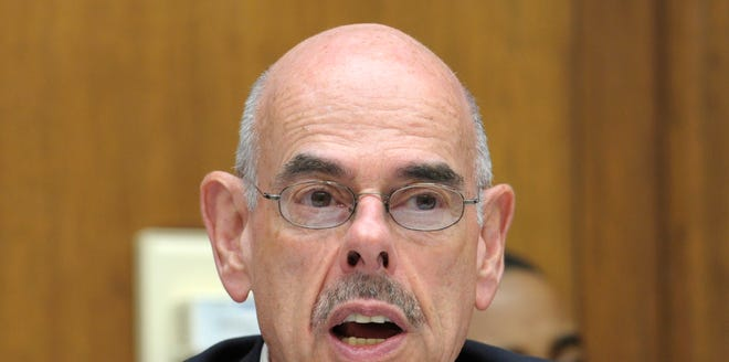 Rep. Henry Waxman, D-Calif., was first elected in 1974.