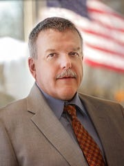 Larimer County Coroner James Wilkerson is seeking re-election