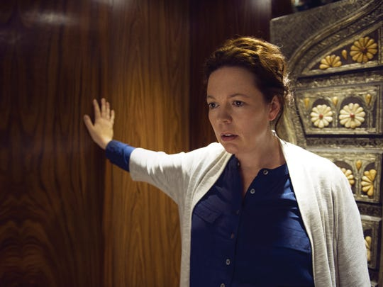 'Broadchurch's' Olivia Colman plays intelligence operative