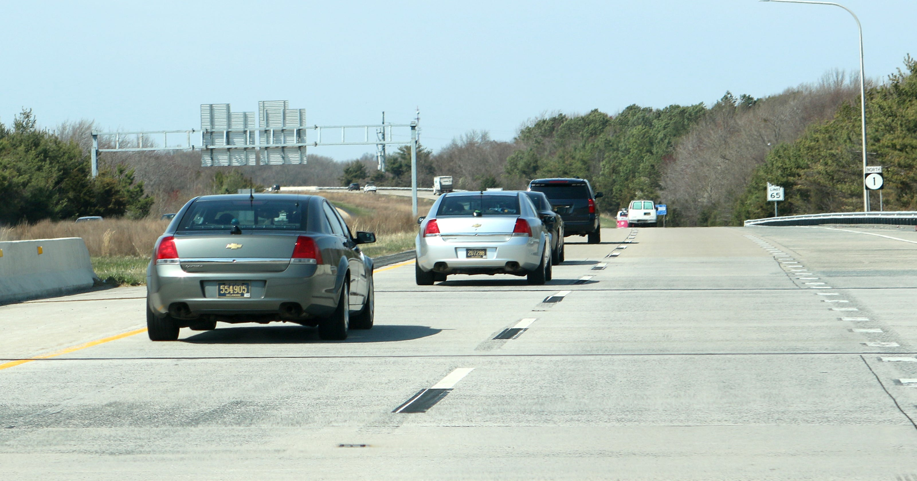left lane slowpokes cited under idaho's new law