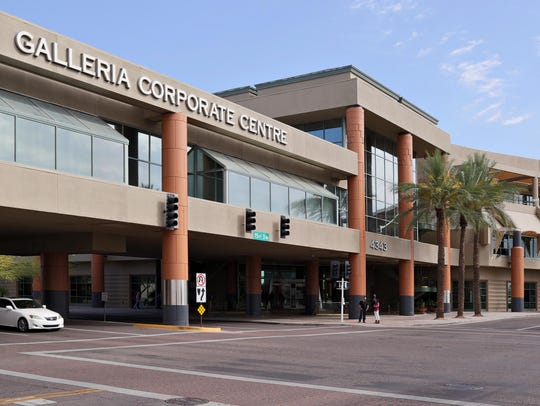 The Galleria Corporate Center in Old Town Scottsdale