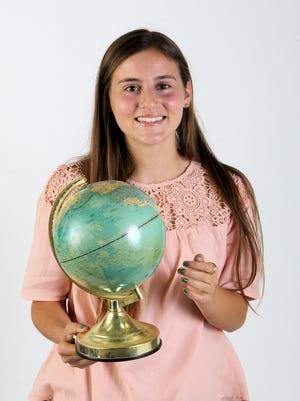 Sarah Swiersz of Southwest Florida Christian Academy.