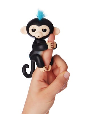 Fingerlings are fast emerging as the hottest toy of the 2017 holiday shopping season.