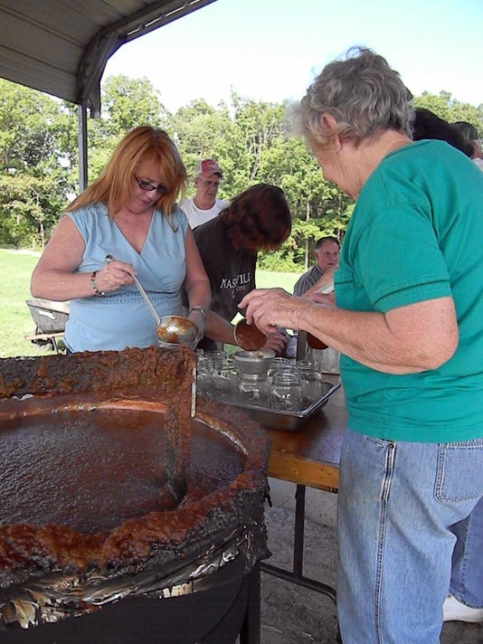 Apple Butter Fest