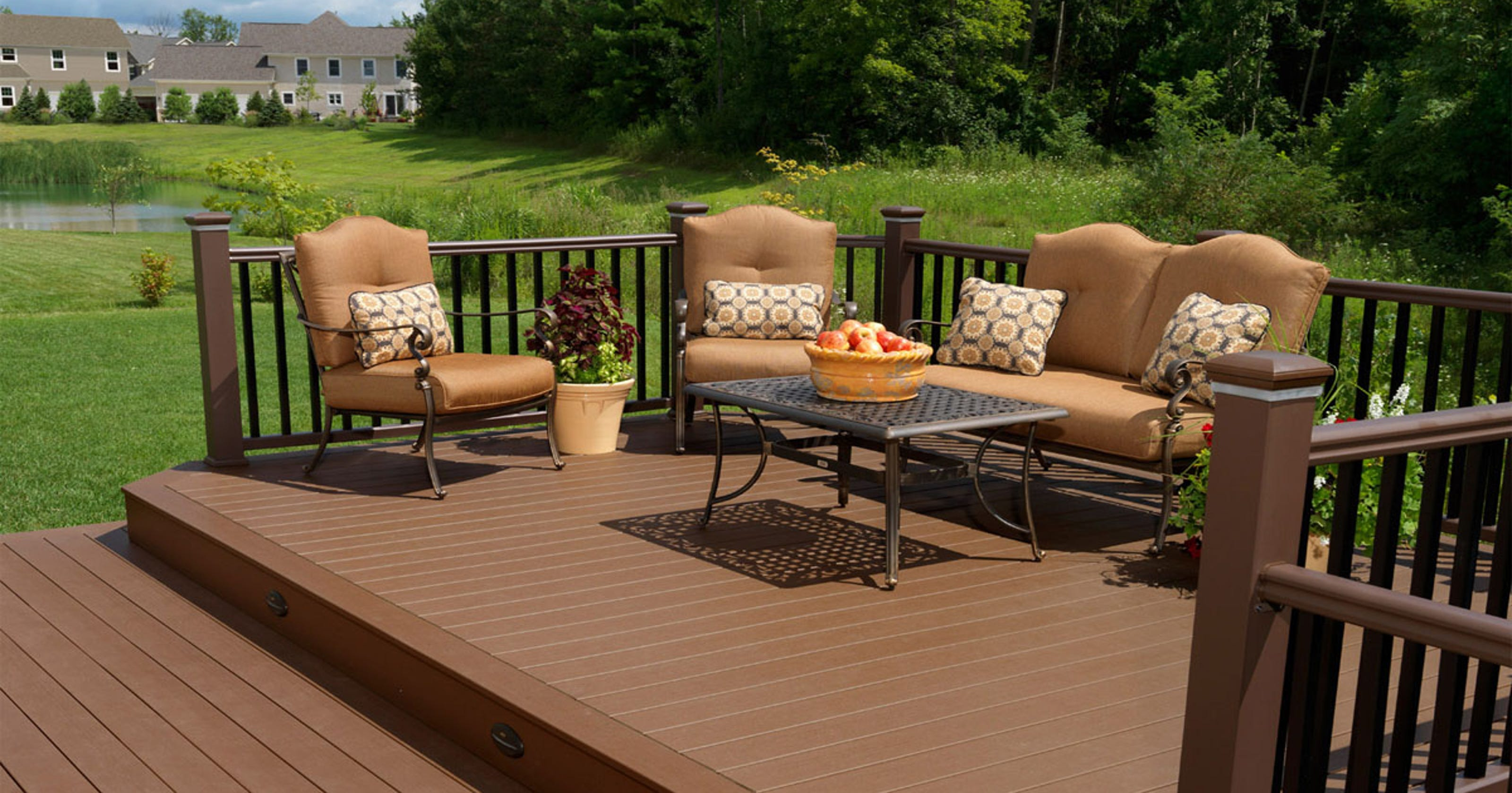 There Are Options If You Feel Pressured To Use Pressure Treated Wood For Your Deck