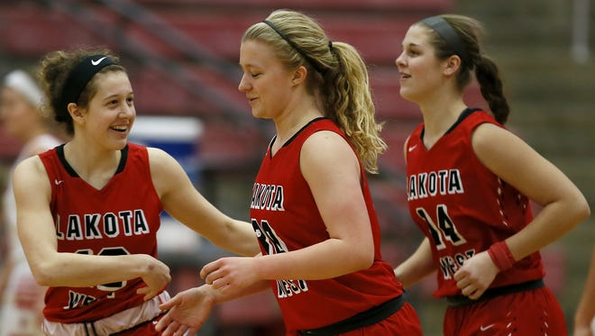 Lakota West is ranked second in the state in the latest AP statewide poll.