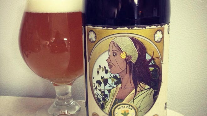Lone Pint's Yellow Rose is among the most popular (and hard to find) IPAs in Texas right now.