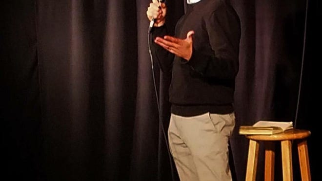 Comedian Darin Thompson will perform as part of the Clean Comedy Showcase at Capitol City Theater on Dec. 21.