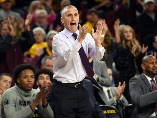 Head coach Bobby Hurley is changing the way recruits