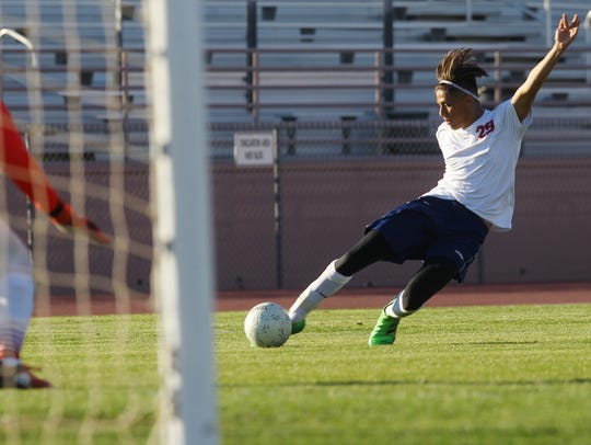 La Quinta's Cesar Rodriguez is a player to keep an eye on this season.
