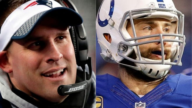 After being pursued by teams with head coaching openings for the last few years, Josh McDaniels decided a chance to coach Andrew Luck was too good to pass up.