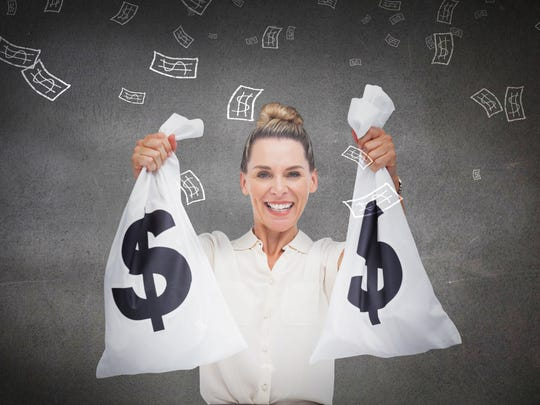 By financing your business with sales, you won't have