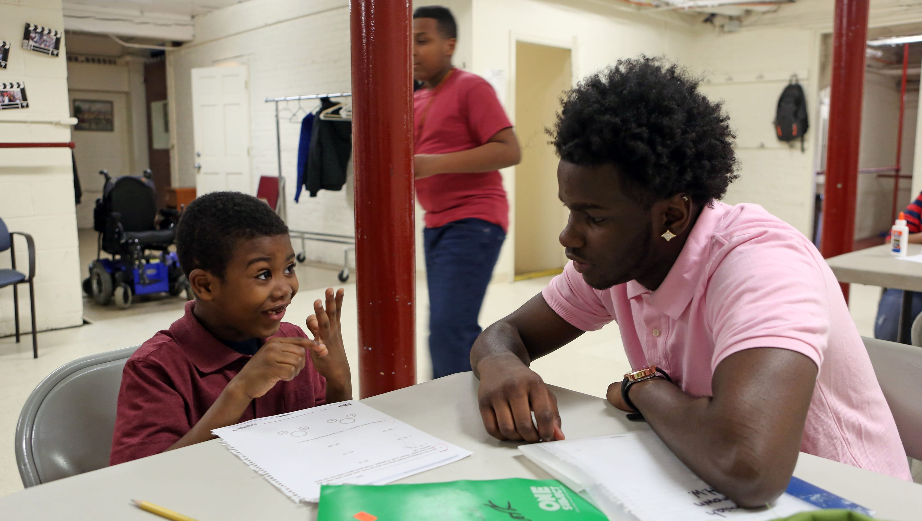 Mount Vernon NY Best kept secret is disabled youth program at armory