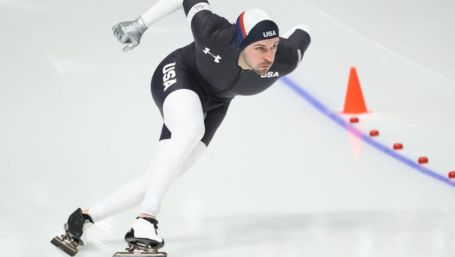 Mitch Whitmore was skating in his third Winter Olympics.
