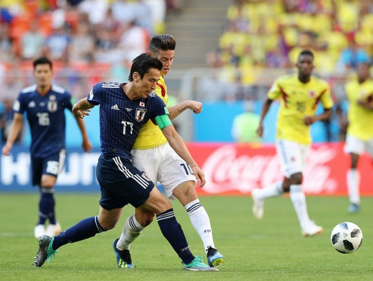 Los japoneses dieron el campanazo en su debut en Rusia