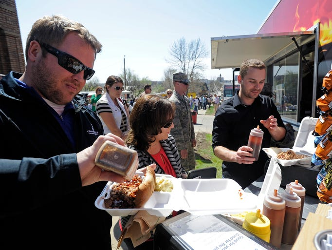 Food Truck Friday Sioux Falls
