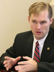 District Attorney Michael Guest for Rankin and Madison counties talks about his plans for 2008.