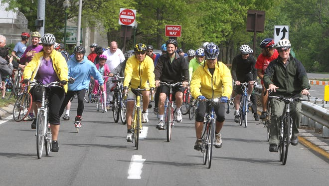 Bicycle Sundays will return to the Bronx River Parkway on Sept. 11, 10 a.m. to 2 p.m.