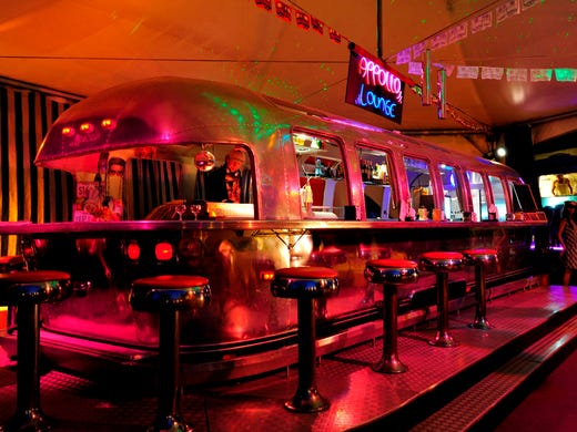 10Best: Places to see and celebrate Airstream trailers