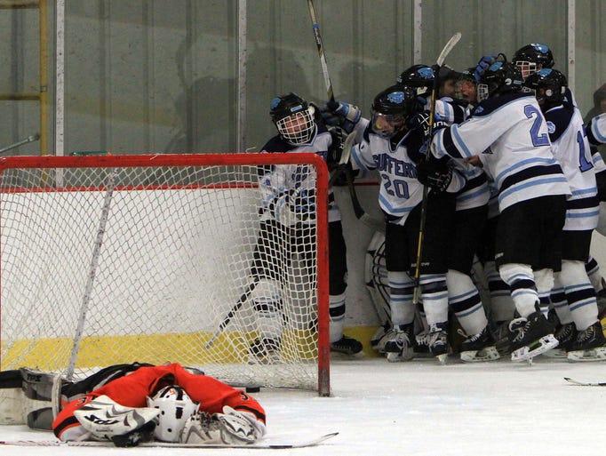 Award-winning hockey photo