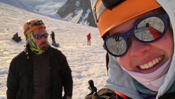 Mount Rainier summit pushes Owen grads to the top