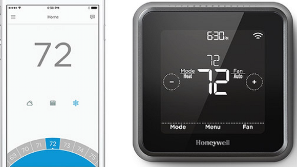 Control the temperature of your home, right from your phone.