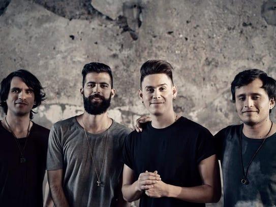 La banda de rock alternativo Beta estrenó a finales
