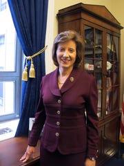 Rep. Vicky Hartzler, R-Harrisonville.