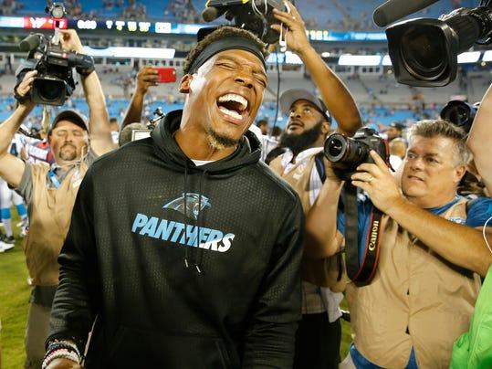 Newton takes... Quarterback Individual Drills