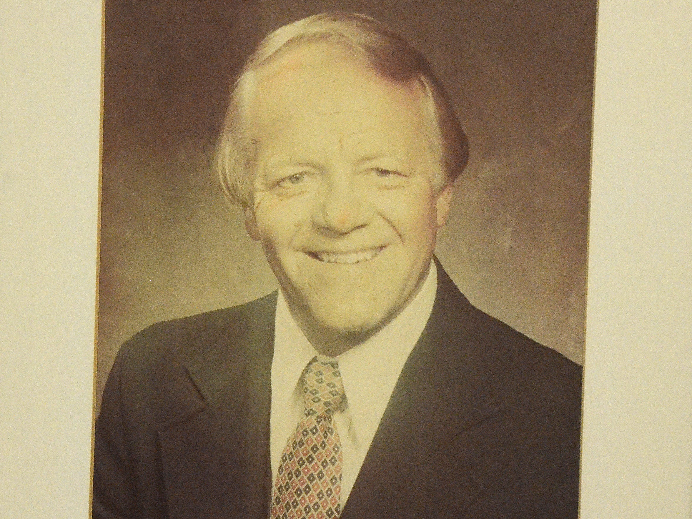 Floyd Oglesby was mayor from 1981-84,  during some