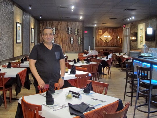 "Hassane ""Sam"" Charaf recently opened Phoenician Lebanese"