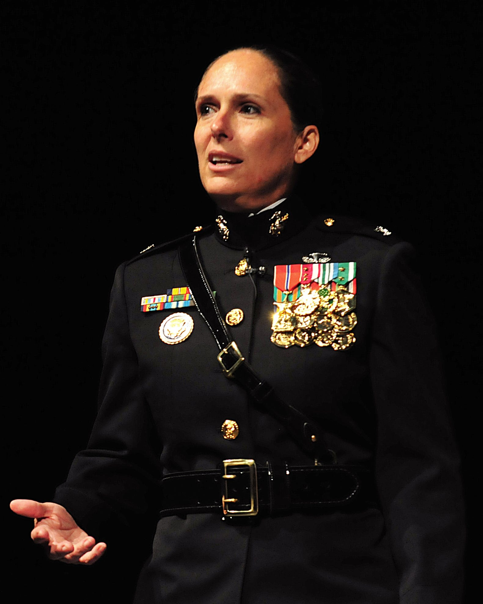 Navy To Begin Testing New Female Dress Uniforms At Naval