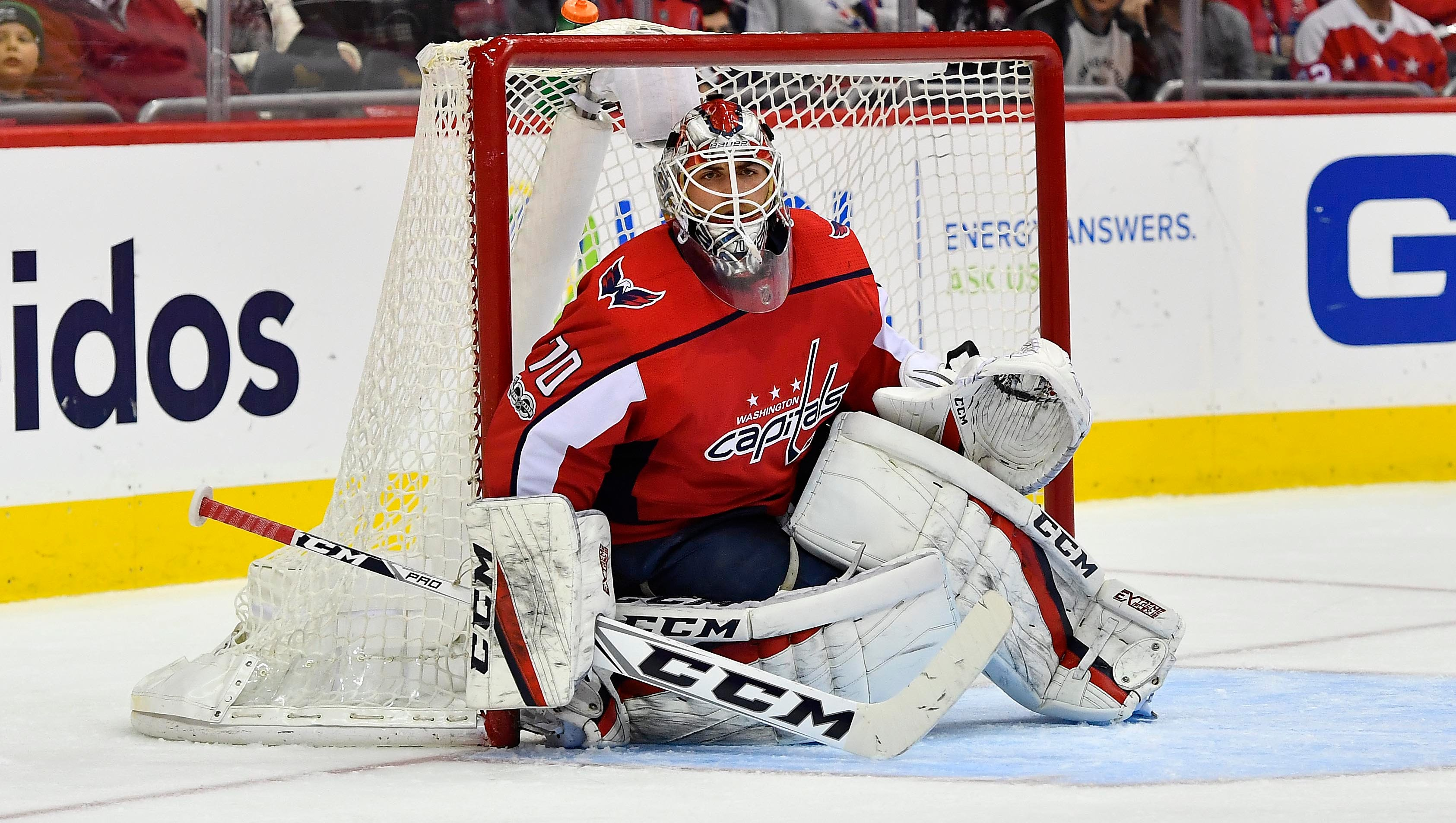 Capitals Goalie Braden Holtby Second Fastest To 200 Career Wins