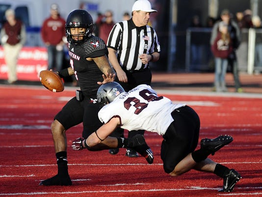 NCAA Football: Montana at Eastern Washington
